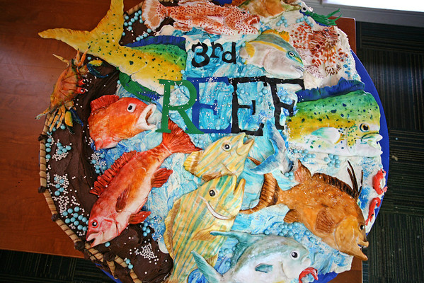 BBQ - REEF 2014