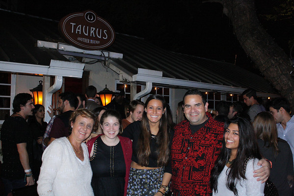 Young Alumni Cocktail Party at Taurus