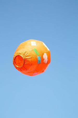 Balloon Launch 2014