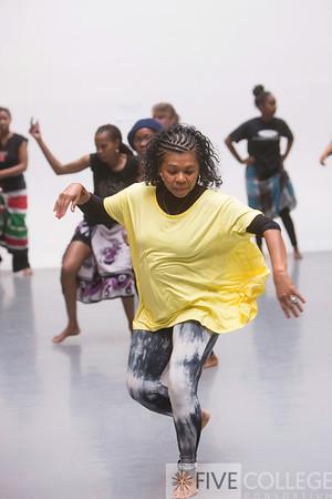 Brazilian Dancer Residency