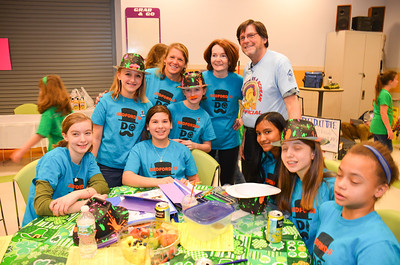 Dr. Chuck Cadle, Destination Imagination CEO speaks with New Hampshire teams at State Finals 2014.