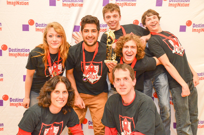 2nd place, Dig In, secondary, Pinkerton Academy, Derry, #130-34033
