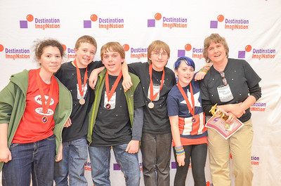 2nd place, Dig In, middle level, Keene Middle School, Keene, #130-66830