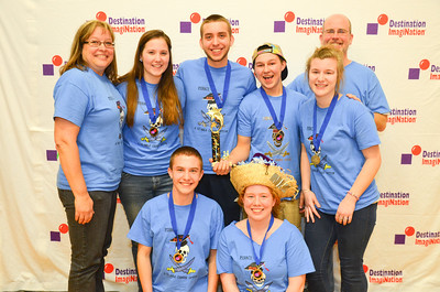 1st place, Going to Extremes, secondary, Conant High School, Rindge, #130-55640