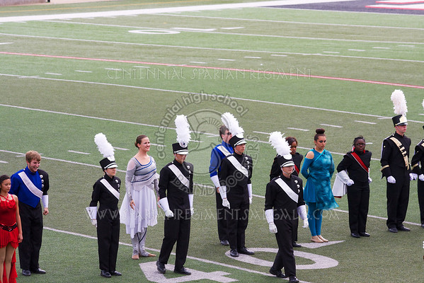 UIL Area B Marching Contest 2013