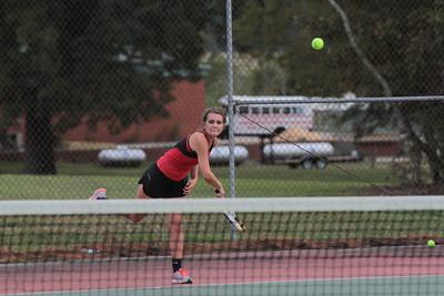 9/26/2013 Chatham Central Girl Tennis