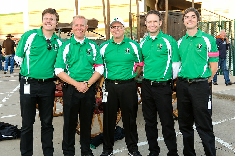 CISD Band Directors 2013