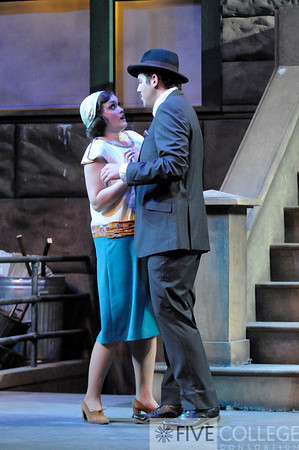 Five College Opera 2014: Street Scene