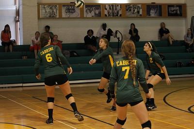Freshmen Volleyball