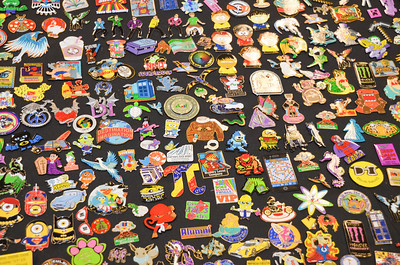 Did we mention that pins are a big deal at Global Finals?