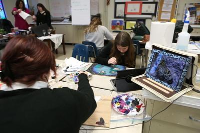 iPad Art Class