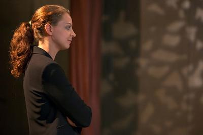Elizabeth Graveman as Mills