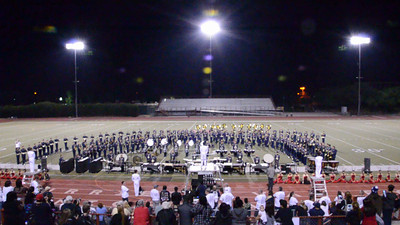 Drumline Video by Kristin Fuller