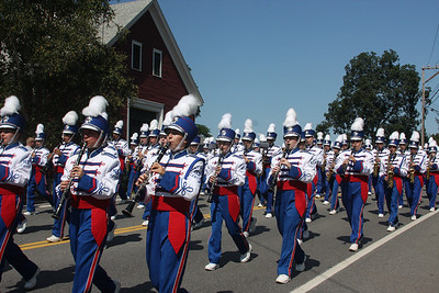 Londonderry's Old Home Day Parade