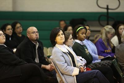 Parents' Association Town Hall Meeting