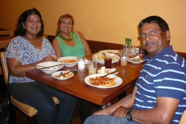 Sarasota Pasta Dinner! )