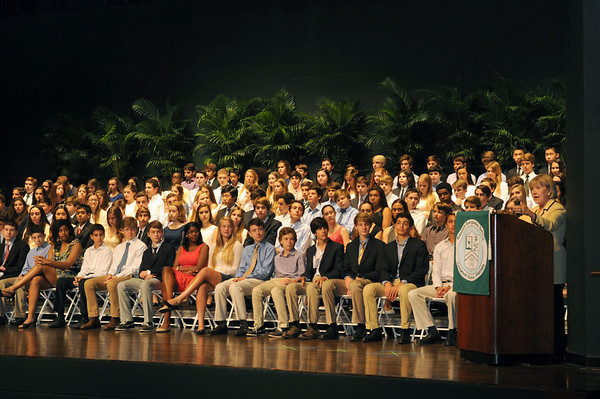 Awards - Middle School