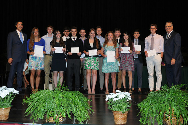 Awards - Upper School