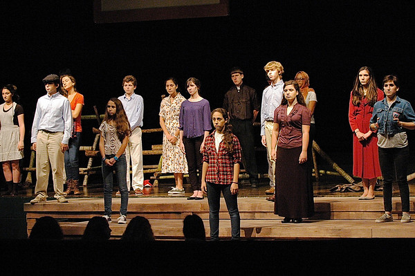 "US Play ""The Laramie Project"" 2013"