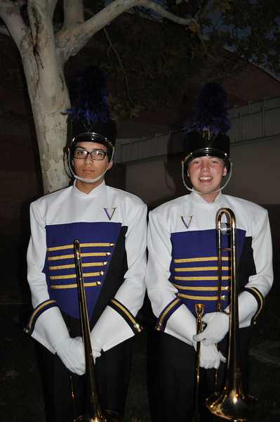 Senior Recognition Night- Band Day 001