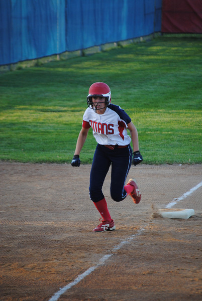 Mikaela Oltman Running to Home