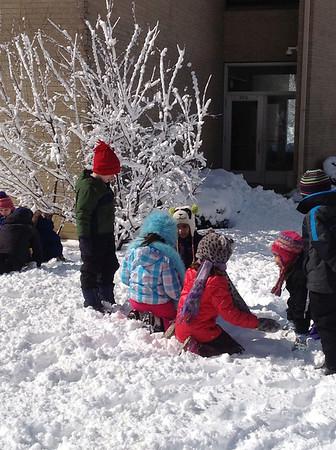 Fun in the Snow