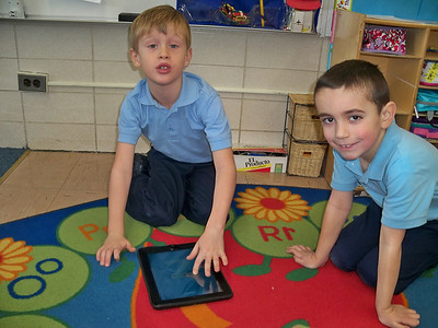 Ipads/iPods in the Classrooms