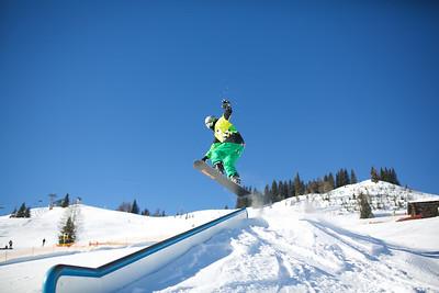 VE Skitur 2014