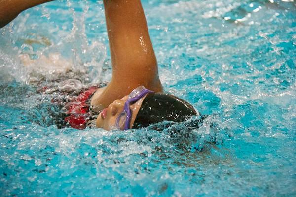 Women's Swim Chi-Hi 8/27/2013