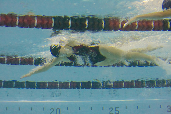 Women's Swim Chi-Hi 9/26/2013