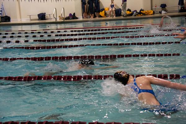 Women's Swim Menomonie BRC 11-2-13