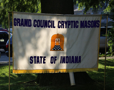 Grand Council Crypt Rededication 07-20-2013