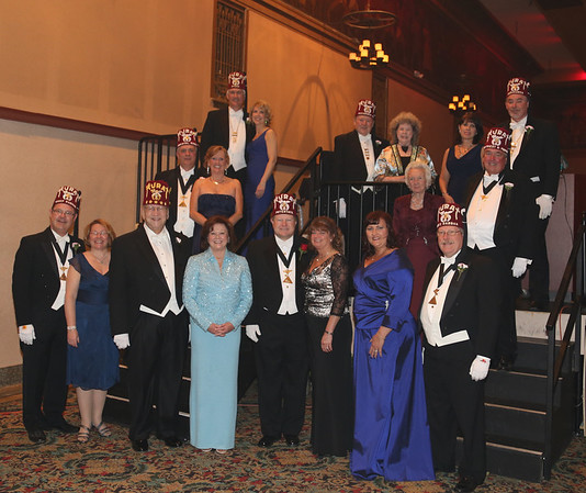 Murat Shrine Potentate's Ball 03-15-2014