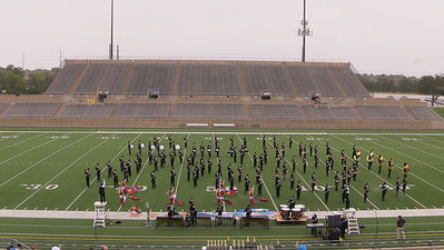 PESH Marching Invitational - 5 Oct 2013