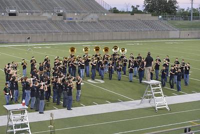 Stadium Rehearsal - 25 Sep 2013