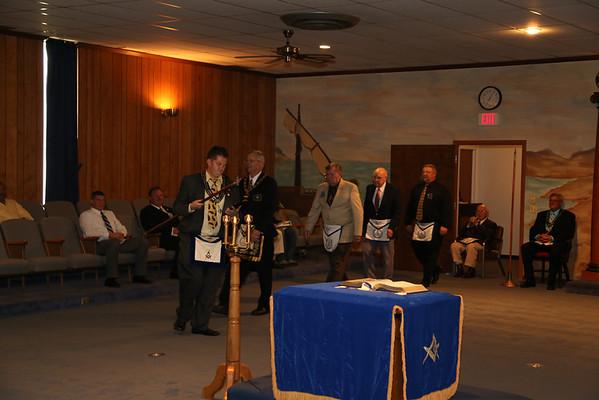 Mystic Circle Lodge #685 Award Presentations 06-20-2013