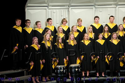 Hutch Fall Choir Concert