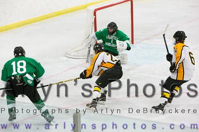 Hutch Boys Hockey vs LDC