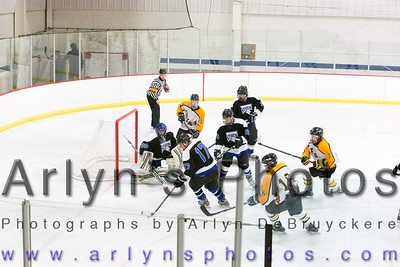 Hutch Boys Hockey vs Morris-Benson