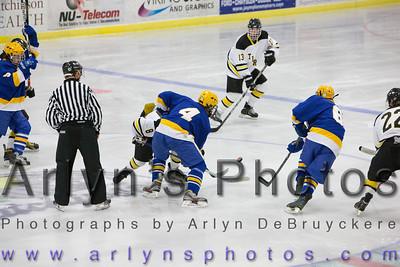Hutch Boys Hockey vs Windom