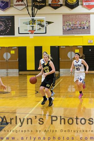 Hutch Girls Basketball vs Little Falls