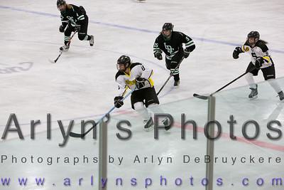 Hutch Girls Hockey vs LDC