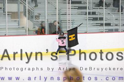 Hutch Girls Hockey vs St. Louis Park