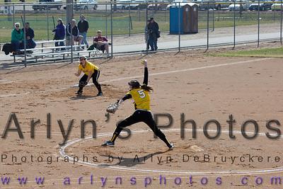 Hutch Softball vs Annandale