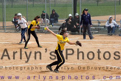 Hutch Softball vs DC 5-10-14