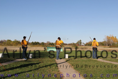 Fall Trapshooting