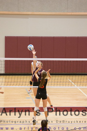 LPHT JV Volleyball Conference Tournament