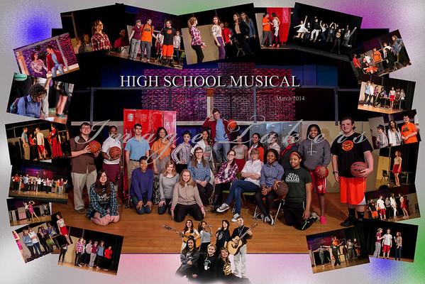 2013-2014 HighSchoolMusical Dress Tuesday