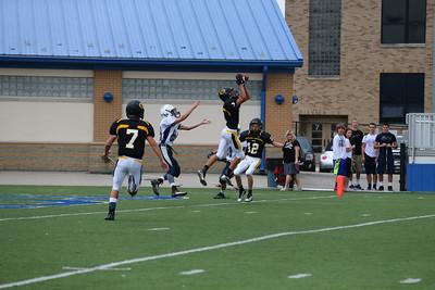 2013-10-05 Freshmen at Fairmont