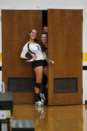 2013 Centerville High School Girls Volleyball
